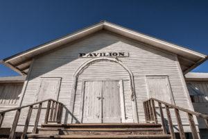 Fair Pavilion by Dave Norris
